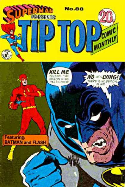 Superman Presents Tip Top 88