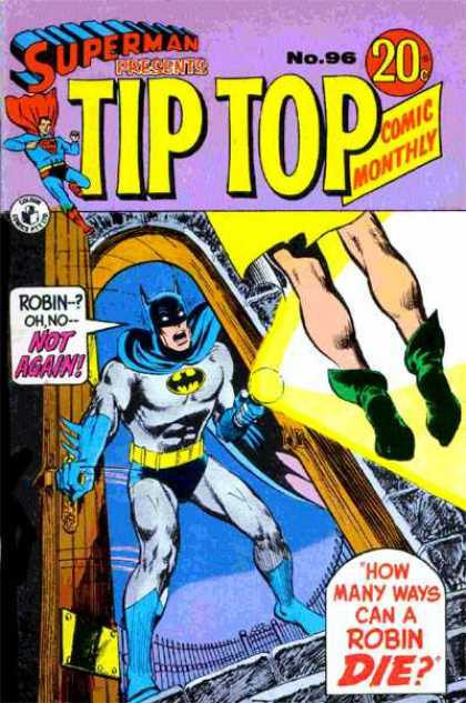 Superman Presents Tip Top 96