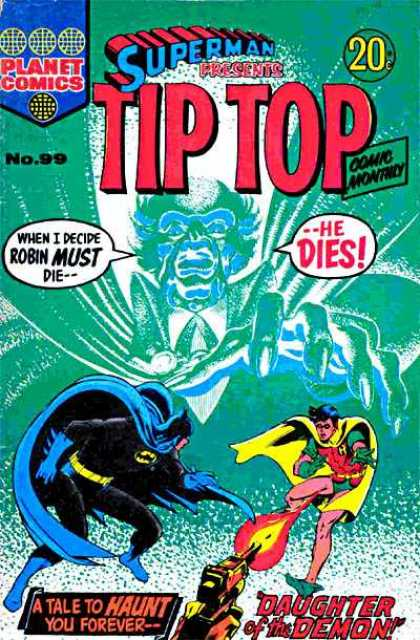 Superman Presents Tip Top 99