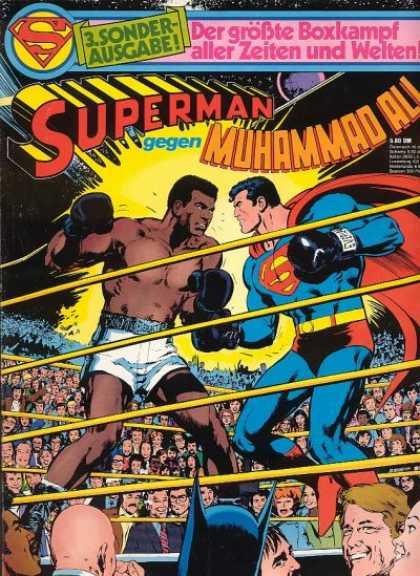 Superman Sonderausgabe 3