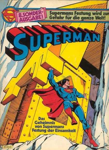 Superman Sonderausgabe 8