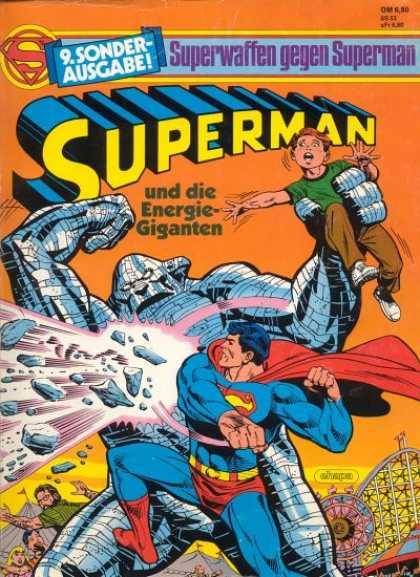 Superman Sonderausgabe 9