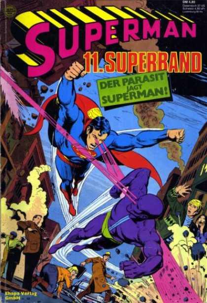 Superman Superband 11