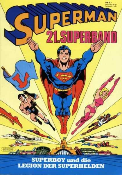 Superman Superband 21