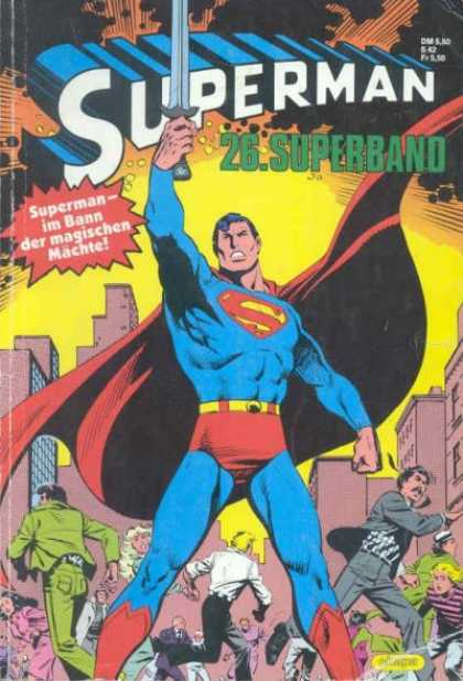 Superman Superband 26