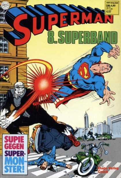 Superman Superband 8