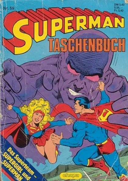 Superman Taschenbuch 59
