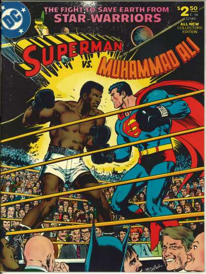 Superman vs. Muhammad Ali 1