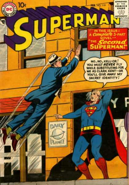 Superman 119 - Curt Swan