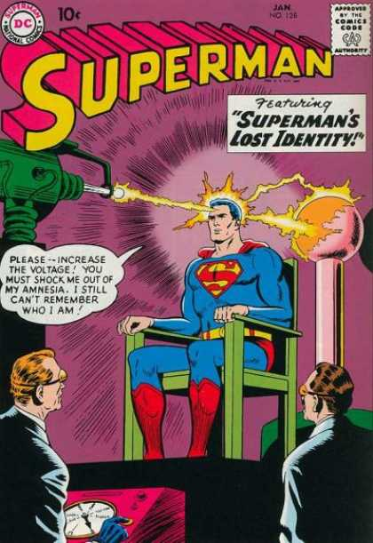Superman 126 - Curt Swan