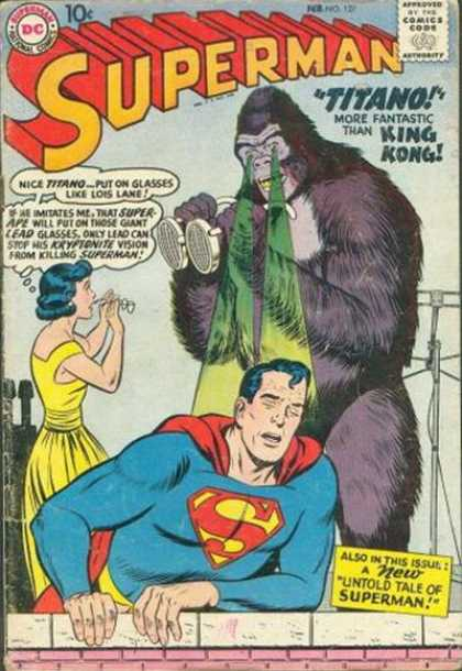 Superman 127 - Curt Swan