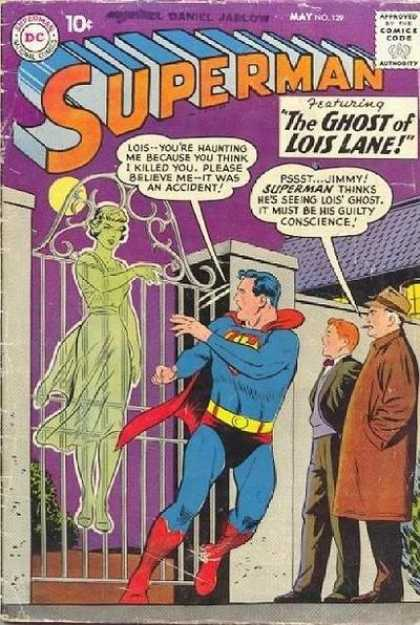 Superman 129 - Curt Swan