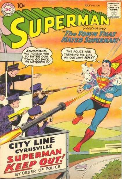 Superman 130 - Curt Swan