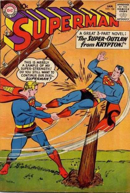 Superman 134 - Curt Swan