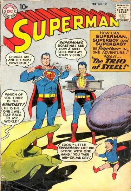 Superman 135 - Curt Swan