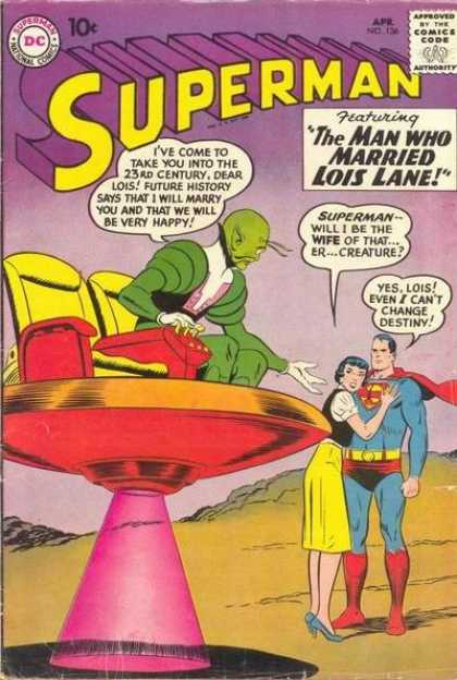 Superman 136 - Curt Swan
