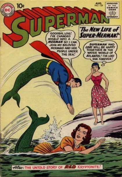 Superman 139 - Curt Swan