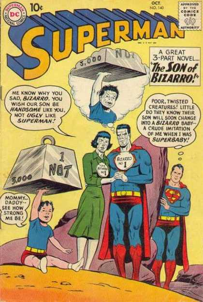 Superman 140 - Curt Swan