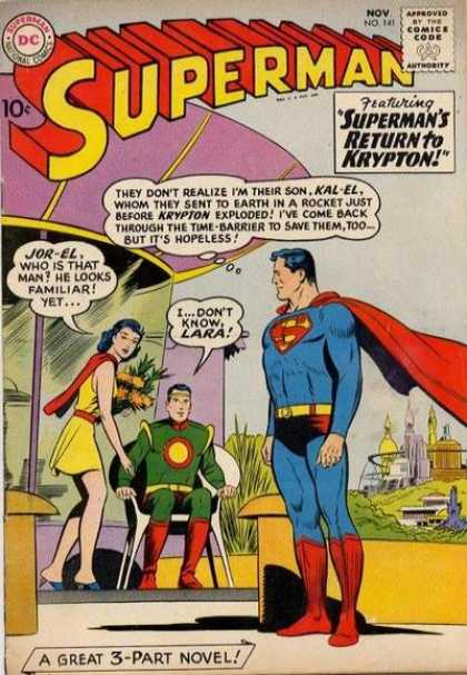 Superman 141 - Curt Swan