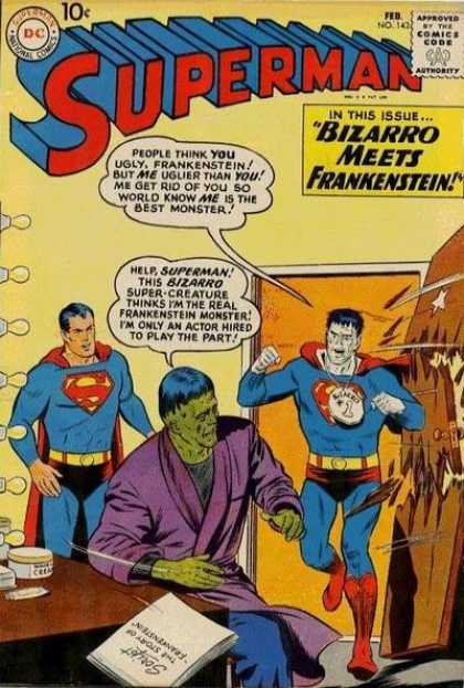 Superman 143 - Curt Swan