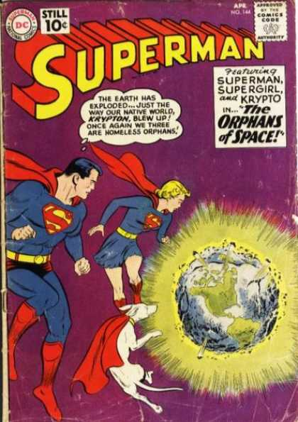 Superman 144 - Curt Swan
