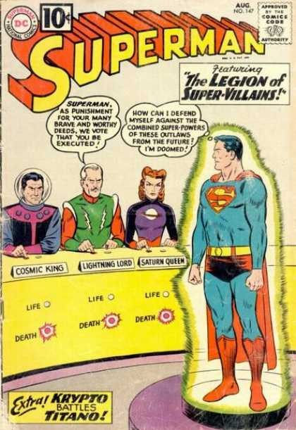 Superman 147 - Curt Swan
