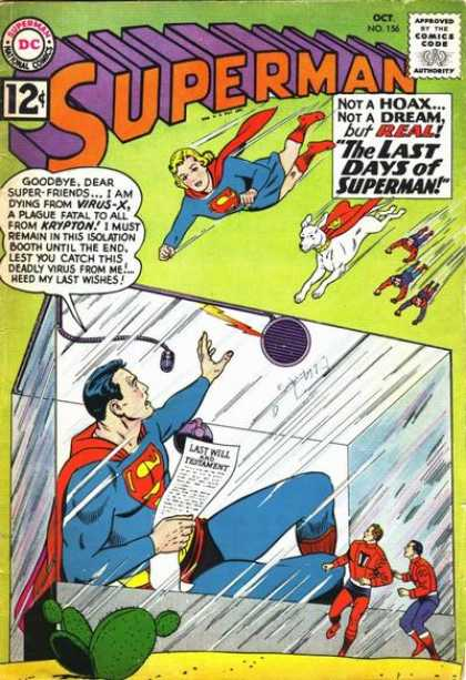 Superman 156 - Curt Swan