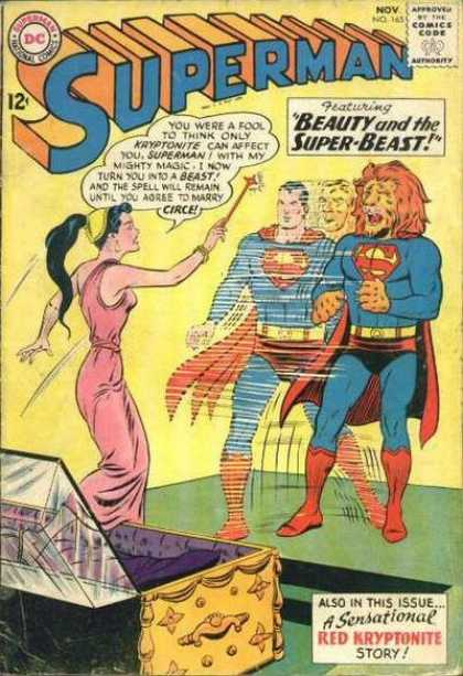 Superman 165 - Curt Swan