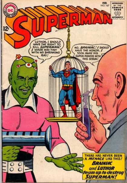 Superman 167 - Curt Swan