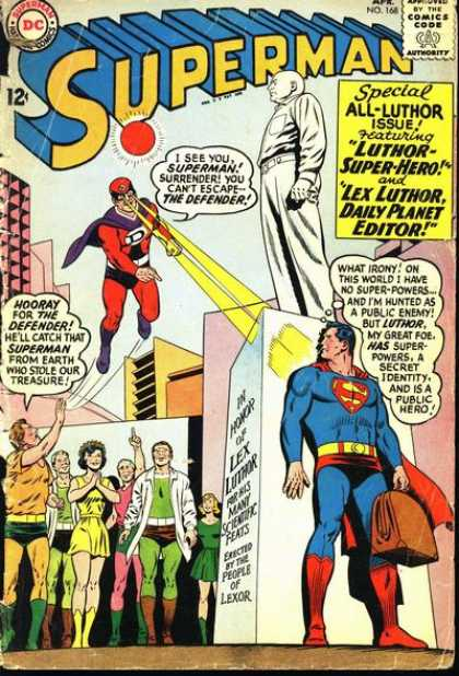 Superman 168 - Curt Swan