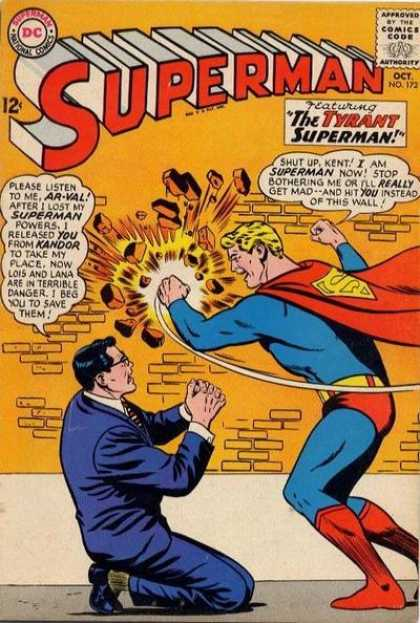 Superman 172 - Curt Swan