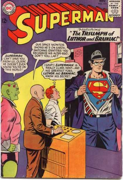 Superman 173 - Curt Swan