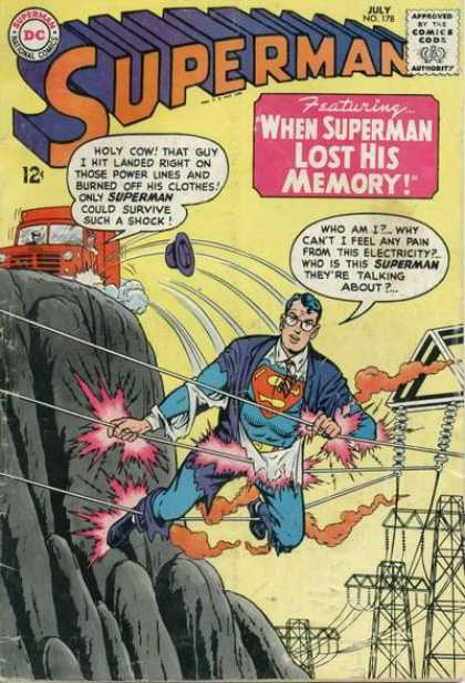 Superman 178 - Curt Swan