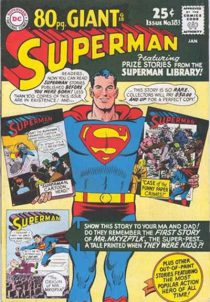 Superman 183 - Curt Swan