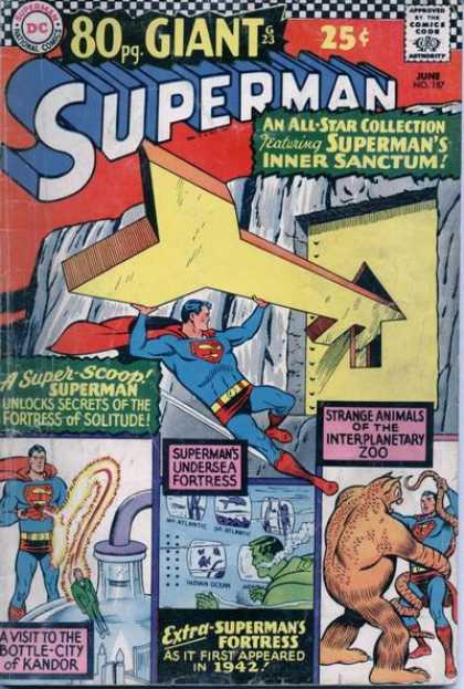 Superman 187 - Curt Swan