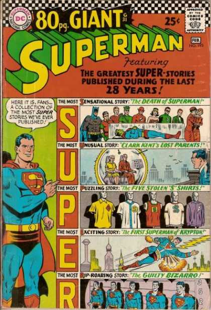 Superman 193 - Curt Swan