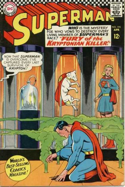 Superman 195 - Curt Swan