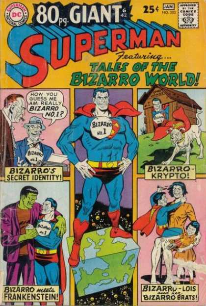 Superman 202 - Curt Swan