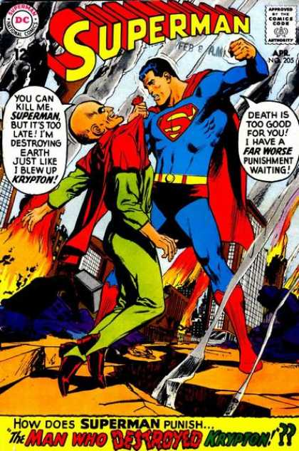Superman 205 - Neal Adams