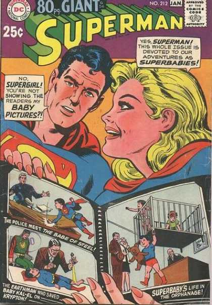 Superman 212 - Curt Swan