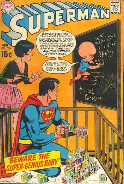 Superman 224 - Curt Swan