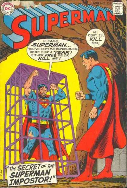 Superman 225 - Curt Swan, Murphy Anderson
