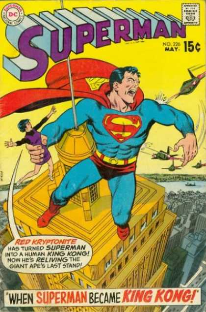 Superman 226 - Curt Swan, Murphy Anderson