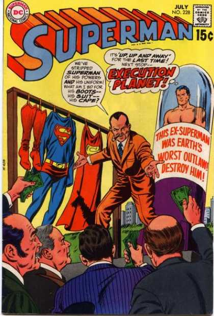 Superman 228 - Curt Swan, Murphy Anderson