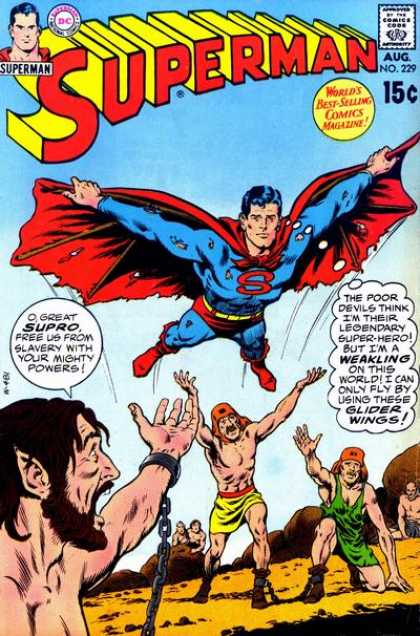 Superman 229 - Curt Swan, Murphy Anderson