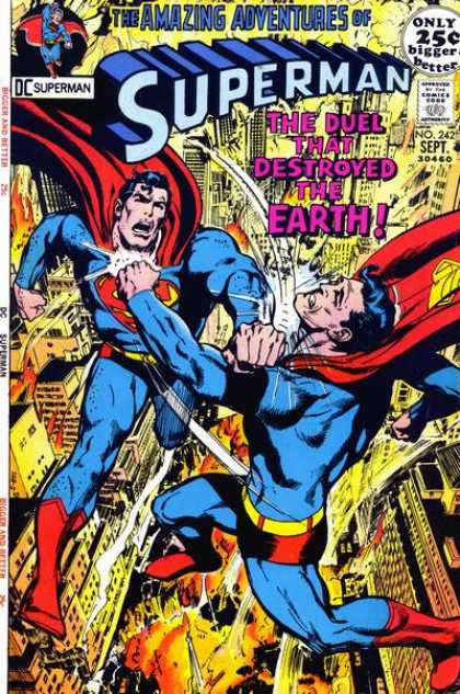 Superman 242 - Neal Adams