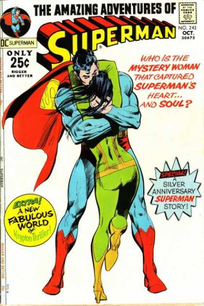 Superman 243 - Dick Giordano, Neal Adams