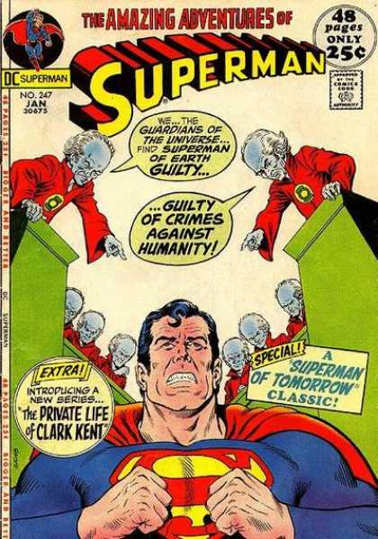 Superman 247 - Curt Swan, Murphy Anderson