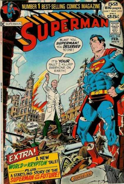 Superman 248 - Curt Swan, Murphy Anderson