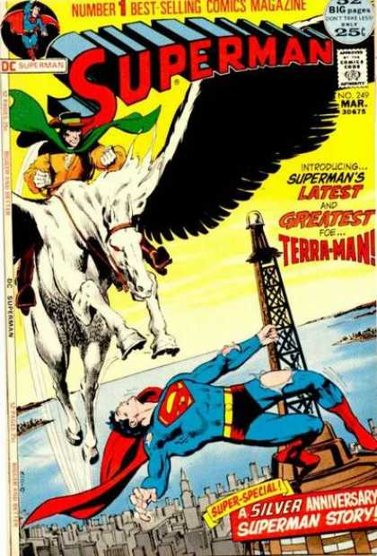 Superman 249 - Neal Adams